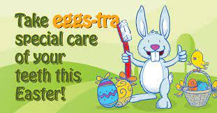 Protect your child teeth this Easter