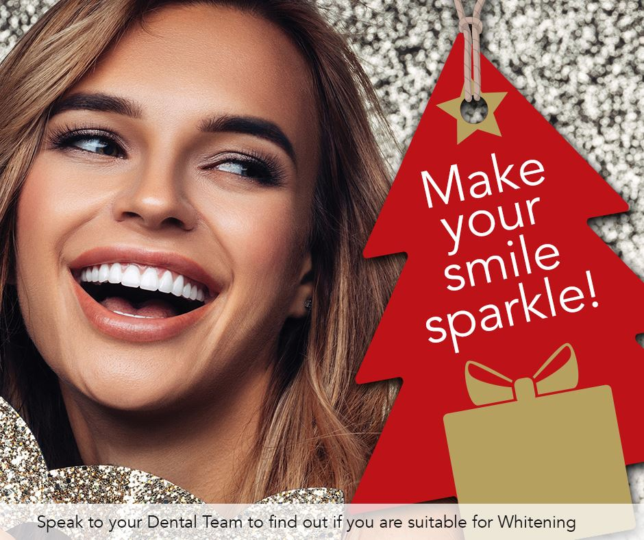 SPECIAL CHRISTMAS TOOTHWHITENING OFFER
