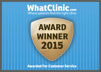 What Clinic Awards 2015